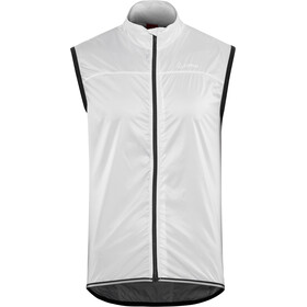 Löffler Windshell Bike Vest Herr white